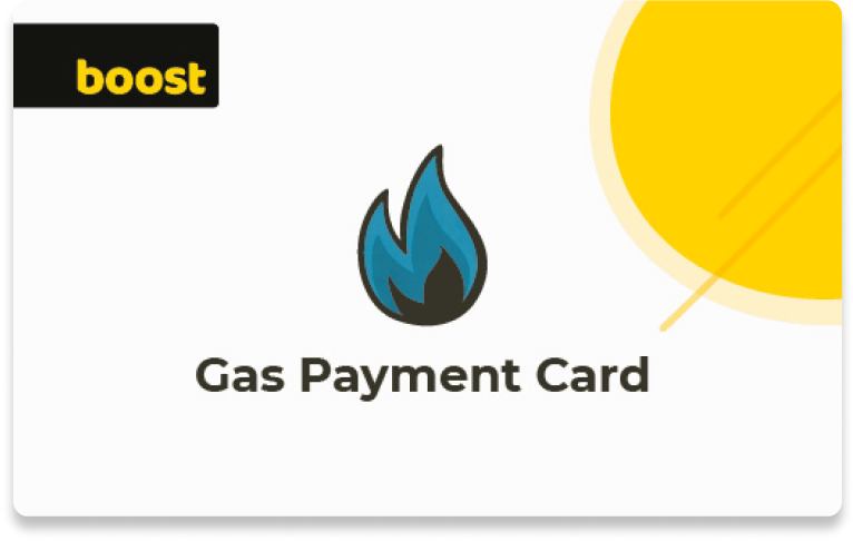 Boost-gas-card