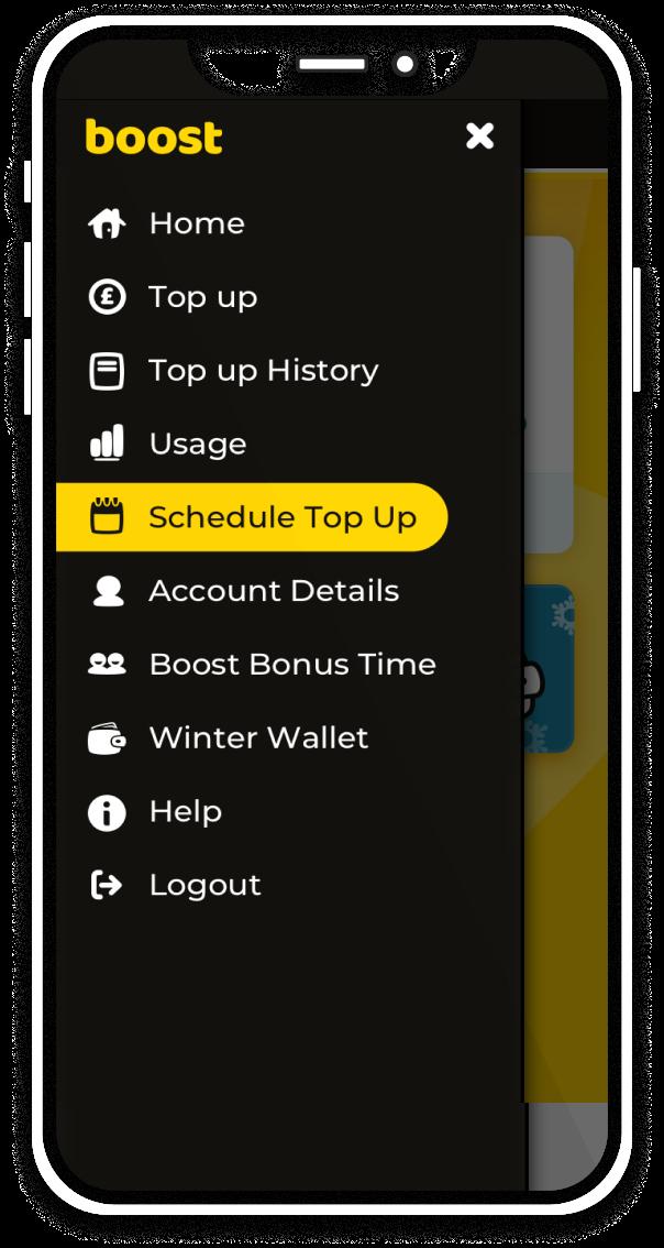 App-menu