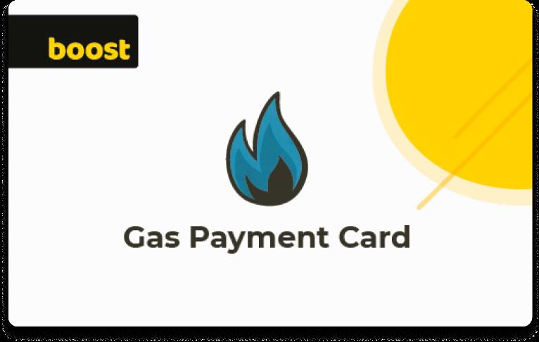 Boost-gas-card
